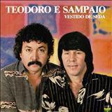 Teodoro e Sampaio - Vestido de seda
