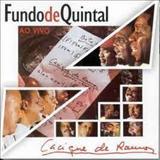 Fundo de Quintal - Fundo de Quintal - Ao vivo no Cacique de Ramos