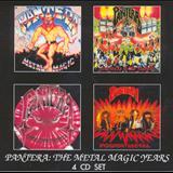 Pantera - The Metal Magic Years (4 CD set)