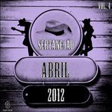 Pista Sertaneja - CD Sertanejao 2012-Vol4-Abril 2012