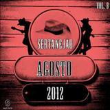 Pista Sertaneja - CD Sertanejão Vol.8 - Agosto 2012 (Os Melhores Lançamentos do Sertanejo Universitário)