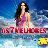 Melhores jovem pan  - As 7 Melhores - Summer 2013 CD1