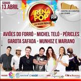 Aviões Do Forró - Arena Pop Fortaleza CE 13.04.13