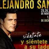 Alejandro Sanz - concierto em madri