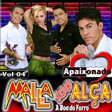 Malla 100 Alça - Malla 100 Alça, Apaixonado - Volume 04 [2009]