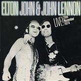 Elton John - Live At Madison Square Garden (E John & J Lennon)