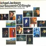 Michael Jackson - Tour Souvenir CD Single Disk 1