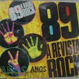 Revista 89 FM - A Rádio Rock - 89 A Revista Rock - 12 Anos