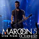 Maroon 5 - Live From Le Cabaret