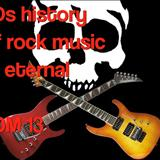 history of rock music in eternal