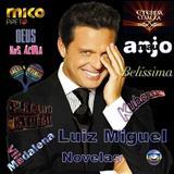 Novelas - Luis Miguel - Novelas ( CD Fã Made - Criador:Sidney Brito )