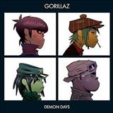 Gorillaz - Gorillaz - Demon Days (WBC)