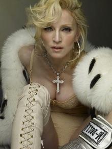 Música nova da Rainha do Pop Madonna