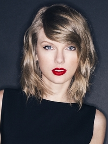 Taylor Swift é a artista mais popular do mundo do ano de 2014