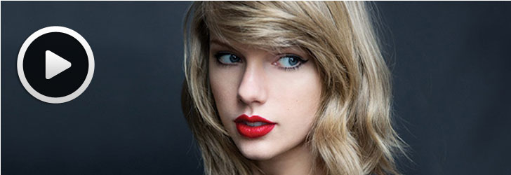 Taylor Swift: a artista mais popular do mundo de 2014