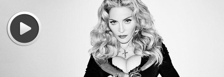 Madonna: Ouça