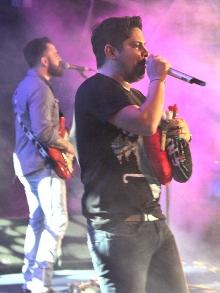 show Jorge e MateusCampina Grande/PB
