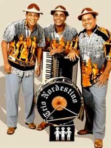 show Trio NordestinoAraraquara/SP