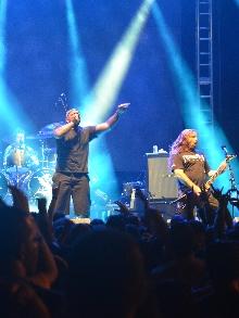 show SepulturaRibeirão Preto/SP