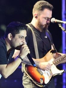 show Jorge e MateusSalvador/BA