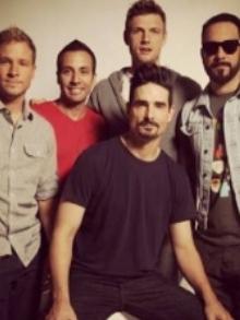 show Backstreet BoysRECIFE/PE