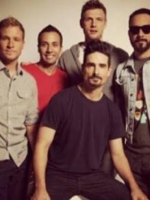 show Backstreet BoysBelo Horizonte/MG