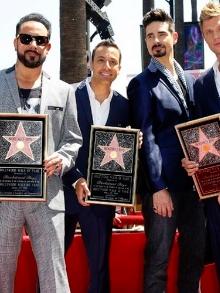 show Backstreet BoysRio de Janeiro/RJ
