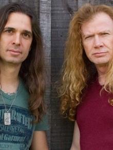 O guitarrista Kiko Loureiro está oficialmente no Megadeth