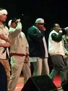 show Bone Thugs N HarmonySão Paulo/SP
