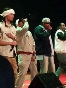 show Bone Thugs N HarmonyRio De Janeiro/RJ