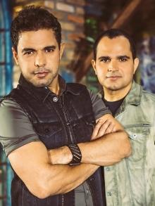show Zezé Di Camargo e LucianoFranca/SP