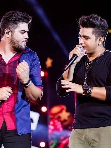 show Henrique & JulianoBelo Horizonte/MG