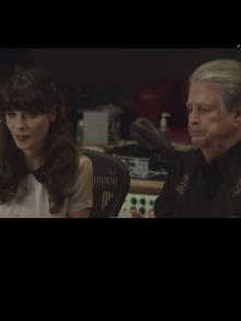 Veja a parceria de Brian Wilson com o She & Him