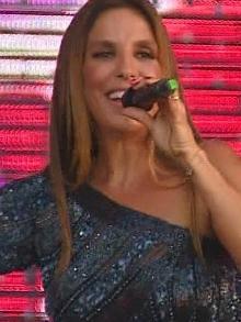show Ivete SangaloPedro Leopoldo/MG