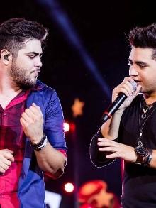 show Henrique & JulianoItuporanga/SC