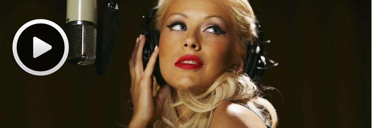Christina Aguilera: Veja o lyric vídeo de