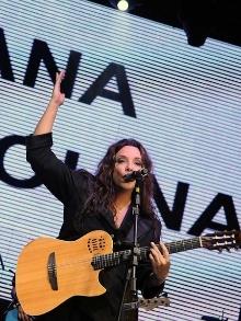 show Ana CarolinaRio de Janeiro/RJ