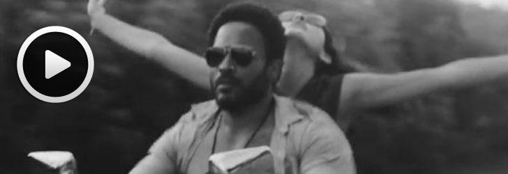 Lenny Kravitz: Confira o clipe novo de
