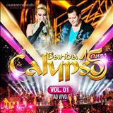 Banda Calypso - Banda Calypso 15 Anos CD Gravado Em Belém do Pará  Vol 1