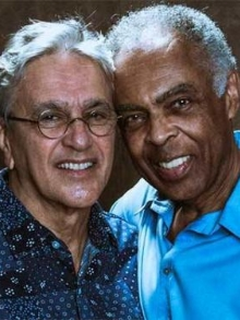 Ainda dá tempo de ir ao show do Caetano e Gil