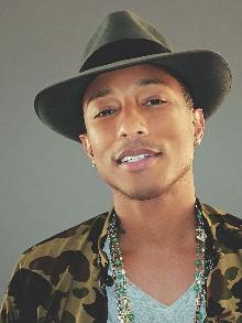 Pharrell Williams: no ar novo clipe de 'Freedom'