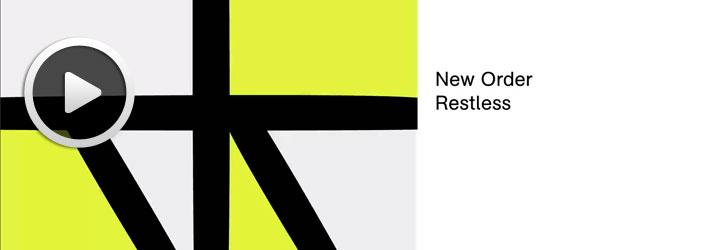 New Order: ouça o novo single