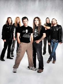 Novo álbum do Iron Maiden... escute um trechinho