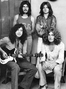 Reedição de álbuns do Led Zeppelin chega às lojas