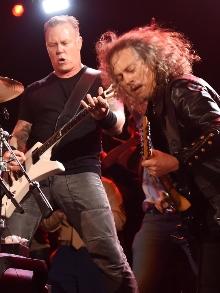 Metallica libera vídeo da