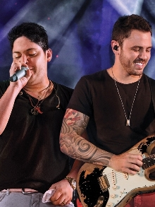 show Jorge e MateusPoços De Caldas/MG