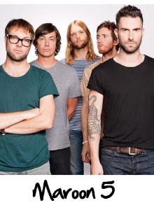 Maroon 5, que vem ao Brasil em março, lançará coletânea