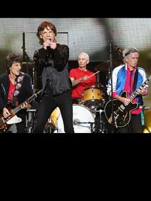 The Rolling Stones lança vinil, DVD e blue-ray de show no Japão, de 1990