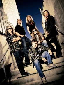 Iron Maiden anuncia que fará shows no Brasil em março de 2016