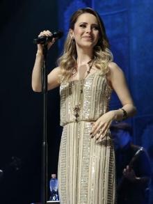 Sandy está de volta aos palcos em mini-turnê